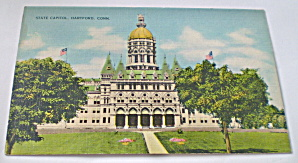 State Capitol, Hartford, Conn (Image1)