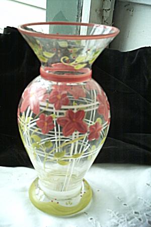 Teleflora Garden Trellis Vase 1980 (Image1)
