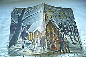 Oral Roberts 1963 Book Of Christmas Carols And Hymns