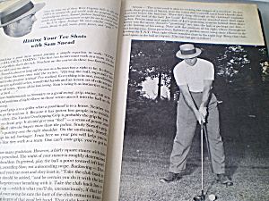 Golf With The Masters 1955 By Camerer
