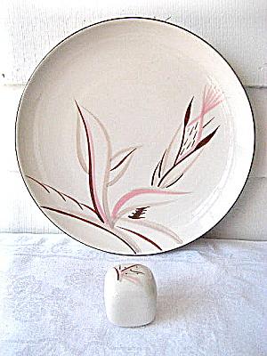 Winfield China Dragon Flower DinnerPlate & SaltShaker (Image1)
