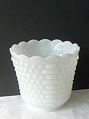 Fire King Hobnail Milkglass Oven Ware