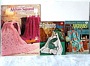 Vintage  Afghan Design Patterns (Image1)