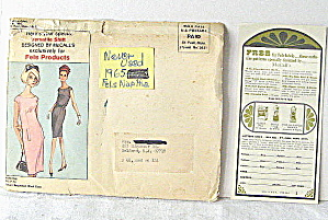 Vintage Fels Naptha Premium Dress Pattern by McCalls  (Image1)