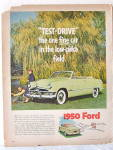 Click to view larger image of  Auto Ads 3 Vintage Chevy,Ford,Pontiac 1950 & 60s (Image2)
