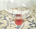 Click to view larger image of VintageGrand Marnier Glass Brandy Snifters Premium (Image2)