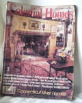 Click here to enlarge image and see more about item M-108:  Antiques Colonial Homes Magazine 1982