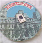 Click to view larger image of 1976 Bi-Centennial Coasters Premium by Folger's Coffee  (Image4)