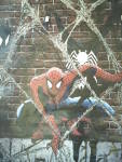Click to view larger image of  Spiderman Poster by Marvel 1988 (Image2)