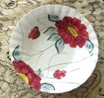 Click here to enlarge image and see more about item VCB-101:  Blue Ridge Southern Potteries Serving Bowl Vintage1950s