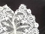 Click to view larger image of  Lace Jabot 1860-1875 Ladies Handmade (Image3)