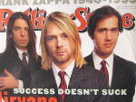 Click to view larger image of Nirvana Rolling Stone Magazine January 1994 (Image2)