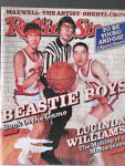 Click to view larger image of  Beastie Boys 94,98,99 Rolling Stone Magazines (3) (Image2)
