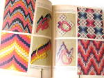 Click to view larger image of  McCall's Needlepoint Patterns&Design Vintage1955 (Image7)
