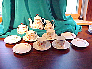 RS PRUSSIA CHILD'S TEA SET FOR FOUR (Image1)