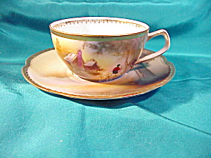 RS PRUSSIA(UM) SHEEPHERDER CUP /SAUCER (Image1)