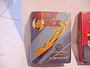Smiling Jack Book - Whitman Publishing (Image1)