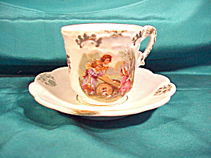 MINT CHILD'S UM PORTRAIT CUP AND (Image1)