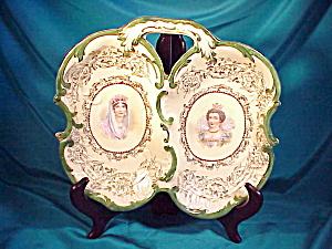 MINT RS PRUSSIA(ES)PORTRAIT DIV..O.H.BOWL (Image1)