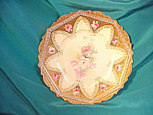RS PRUSSIA(RM) OCTAGONAL GOLD BEADED PLT (Image1)