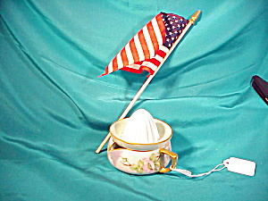RS PRUSSIA HAND PAINTED LEMON SQUEEZER (Image1)