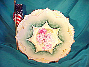 RS PRUSSIA INTRICATE MOLD 7 PT. STAR BOWL (Image1)