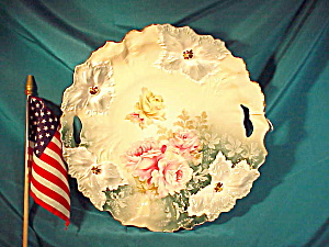 Rs Prussia O.h. Carnation Mold Plate