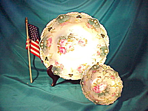 JEWELLED RS PRUSSIA 7 PIECE BERRY SET (Image1)