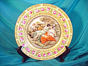 RS PRUSSIA (ES) DIANA W/CUPID PLATE (Image1)