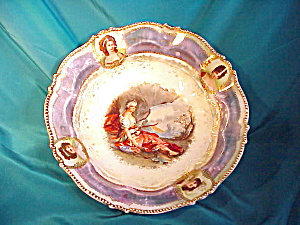 RS PRUSSIA FIVE PORTRAIT LARGE BOWL (Image1)