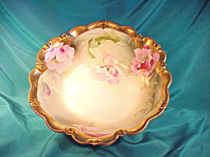 HUGE RS PRUSSIA FOOTED CENTERPIECE BOWL (Image1)