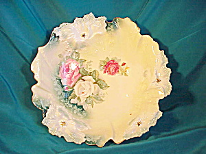 RS PRUSSIA(RM) CARNATION MOLD ROSE BOWL (Image1)