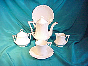 GERMAN 17 PIECE CHILD'S TEA SET ca.1890 (Image1)