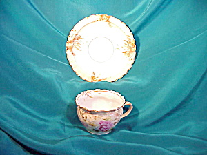 RS PRUSSIA(UM) EARLY YEARS CUP AND SAUCER (Image1)