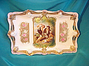 RS PRUSSIA(RM)RIBBON/JEWEL MELON EATER TRAY (Image1)