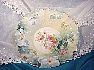 RS PRUSSIA CARNATION MOLD HUGE BOWL (Image1)