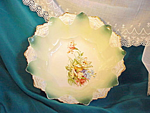 RS PRUSSIA POINTED SCALLOP W/JEWELS BOWL (Image1)