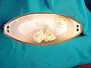 RS PRUSSIA  O.H. TRAY W/YELLOW ROSES (Image1)