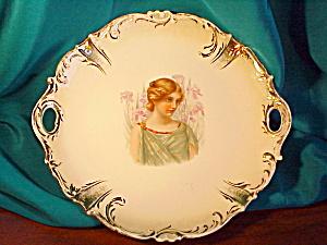 RS PRUSSIA TIFF.TRIM.PORTRAIT TRAY W/GOLD (Image1)