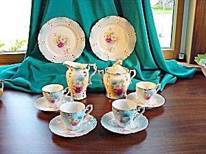 RS PRUSSIA 14 PIECE CHILD'S TEA SET (Image1)