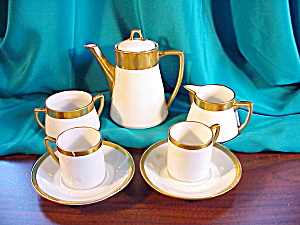 WURTTENBURG CHILD'S 8 PIECE TEA SET (Image1)