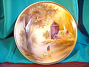RS PRUSSIA SCENIC PORTRAIT BOWL (Image1)