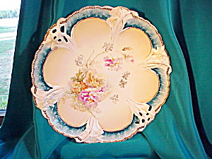 RS PRUSSIA RETICULATED SNOW DROP PLATE (Image1)