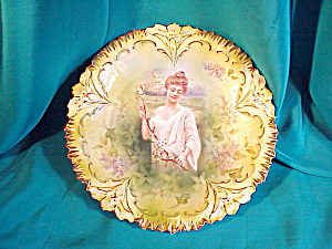 RS PRUSSIA(RM) LILY MOLD SPRING PORTRAIT (Image1)