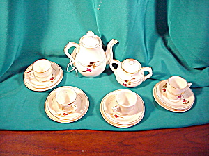 RS PRUSSIA(UM) 16 PIECE CHILDS TEA SET (Image1)