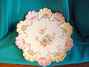 RS PRUSSIA(RM) DELICATE SCALLOPED PLATE (Image1)