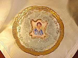 RS PRUSSIA ROUND PORTRAIT TRAY (Image1)