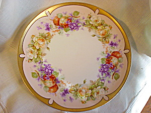 PICKARD STYLE PLATE - MAGNIFICENT (Image1)