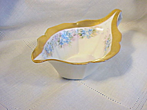 RS PRUSSIA HANDLED SAUCE BOAT W/GOLD (Image1)