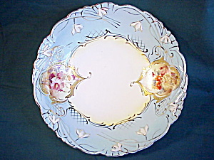 RS Prussia Snowdrop Mold Bowl w/cartouches (Image1)